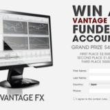 MyfxbookでFXトレードコンテスト。主催はVantageFX。
