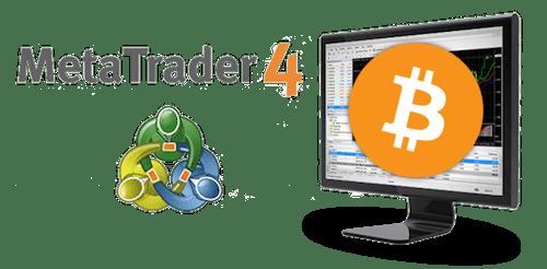 MT4でビットコイン(仮想通貨)を取引/自動売買する方法